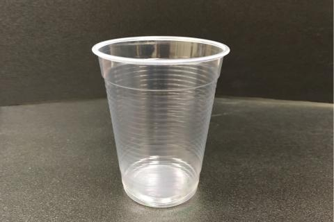 Apollo brand disposable catering clear transparent cold beverage drink cup